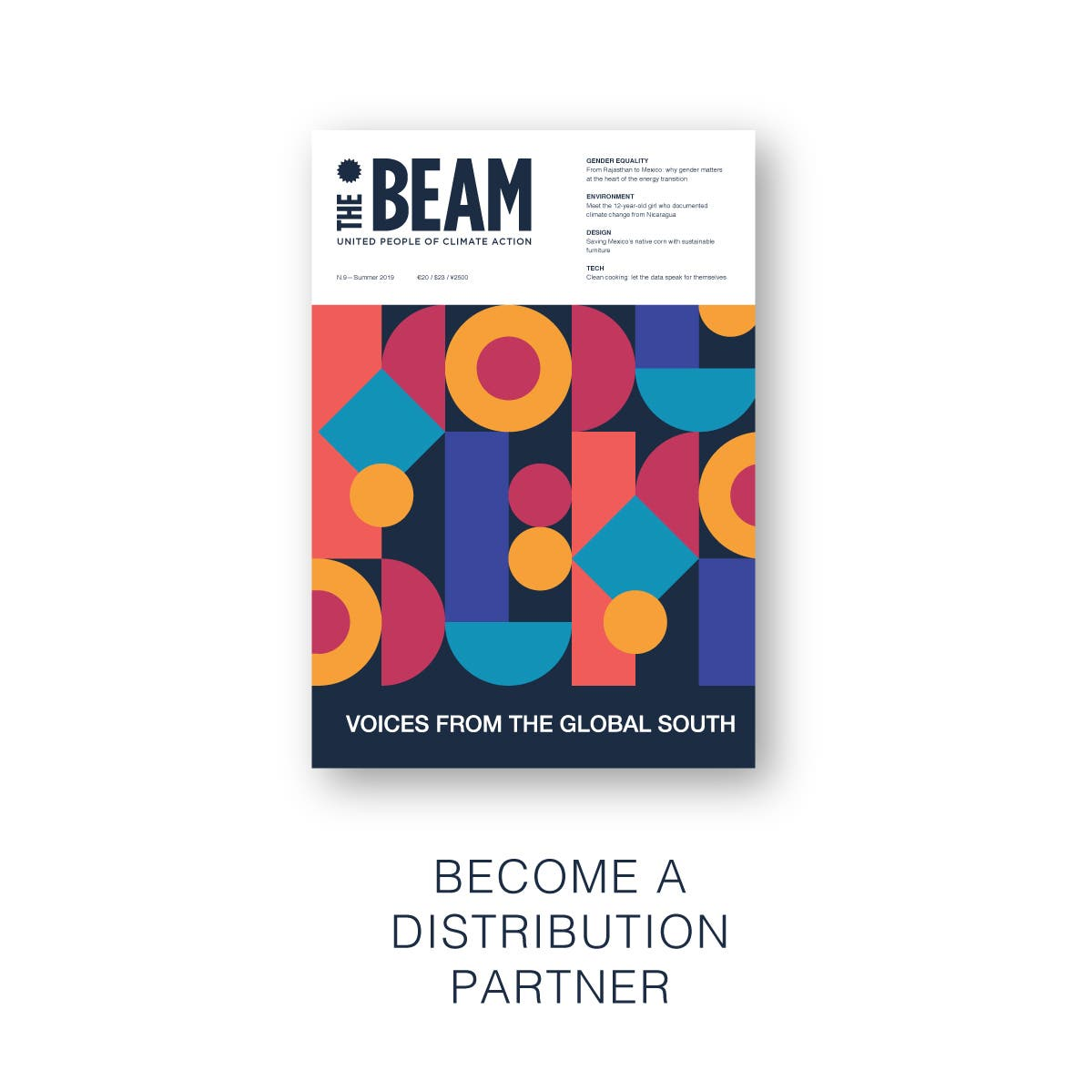 photo of The Beam #9 – Voices From The Global South: Help Us Spread The Word! image