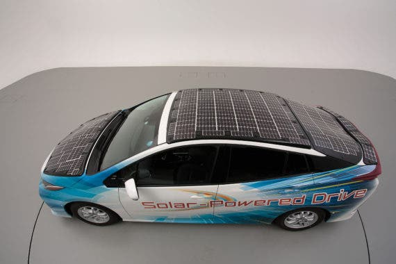 Are Solar Vehicles Becoming Viable?
