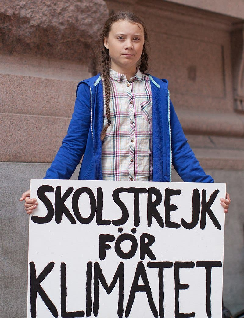 Greta Thunberg Is TIME Person Of The Year