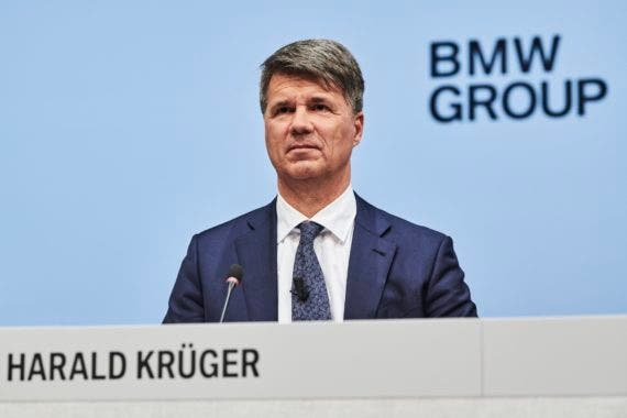 Tesla Disrupts — BMW Boss Throws In The Towel