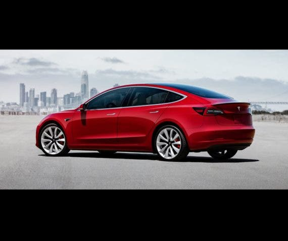 Tesla Model 3 Awarded 2019 Car Of The Year By UK's Auto