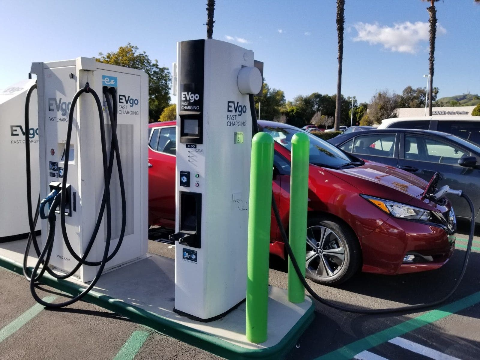 California Approves $44 Million for San Diego EV Charging