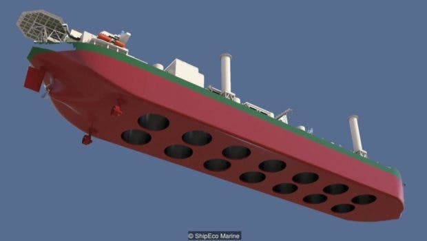 renewable energy from oil tankers