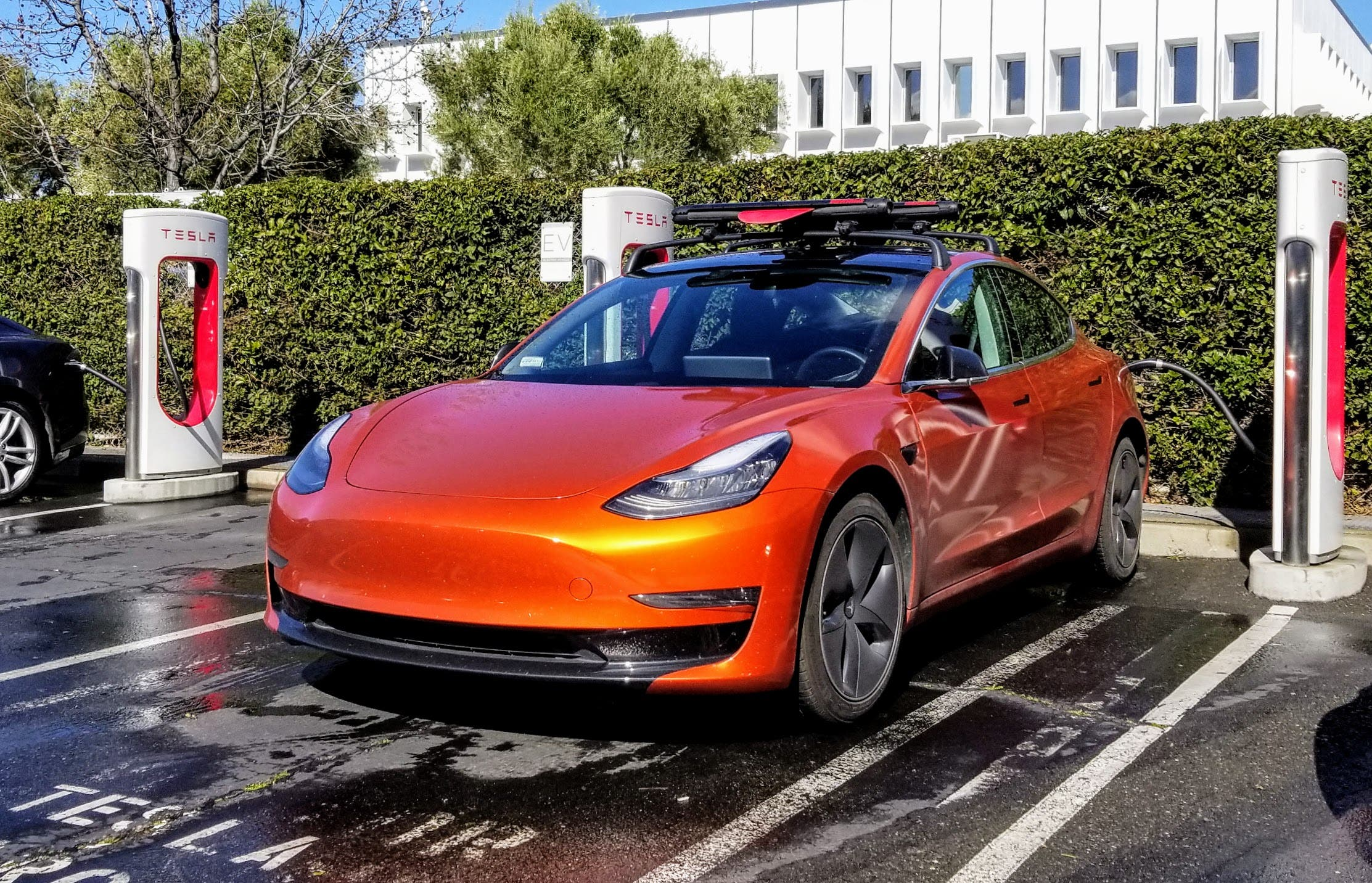 Tesla Model 3 Motor — Everything I've Been Able To Learn