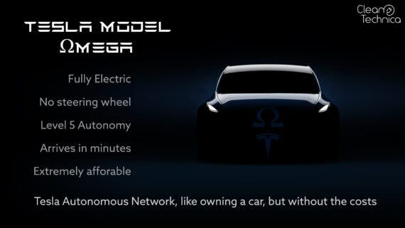 Tesla's Full Self-Driving Future & What That Could Mean In Some Wild Scenarios - CleanTechnica thumbnail
