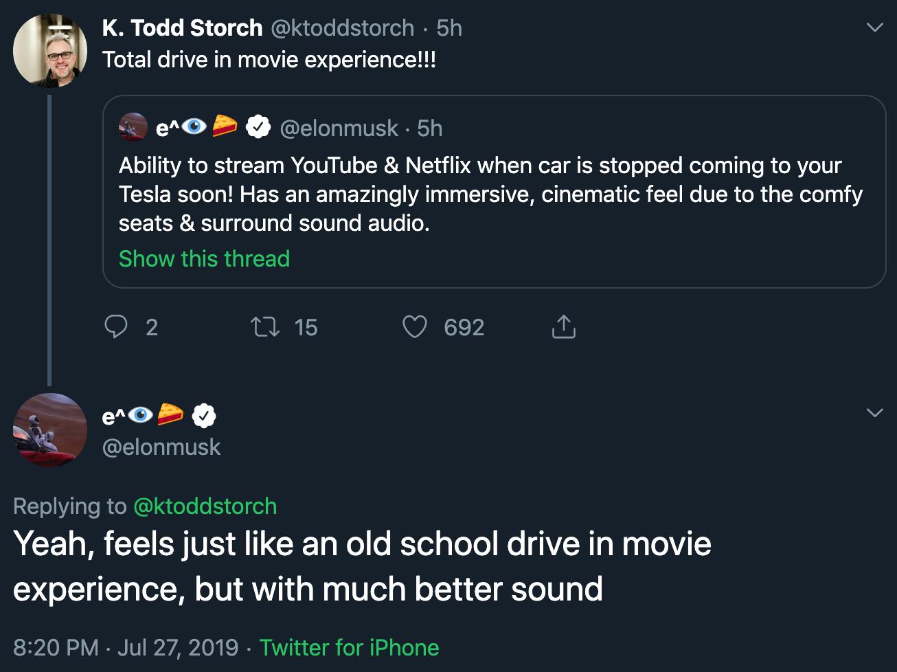 Breaking! Tesla Soon Adding YouTube & Netflix To All Cars