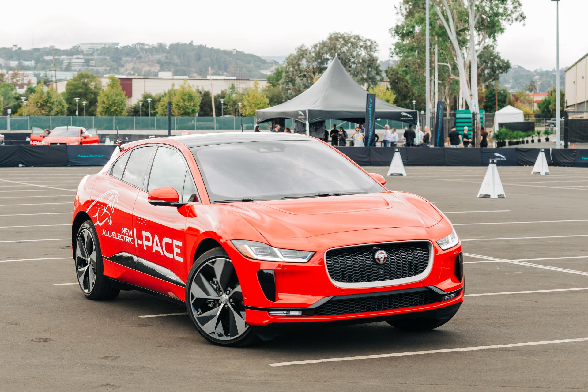 photo of Jaguar I-Pace Sales Have Crashed, Dealer Inventory Exceeds 6 Month Supply image