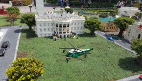 White House LEGOland