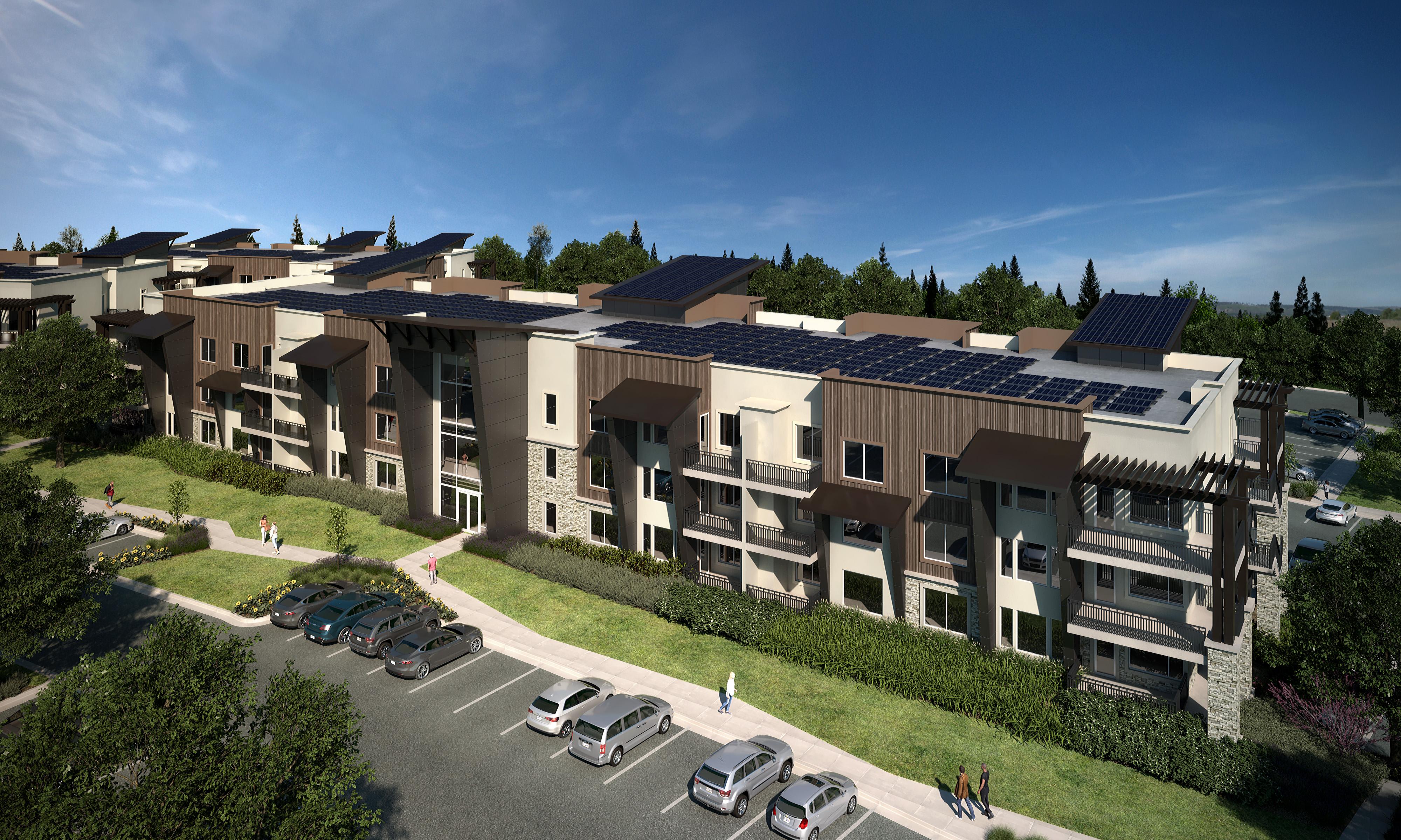Rooftop solar power mandate in Germany sonnen