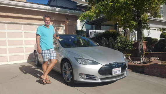 212,000 Miles In A Tesla Model S (Video + Interview)