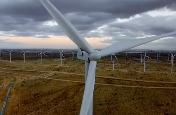 Old Wind Farm Has A Secret Weapon Up Its Turbine Towers