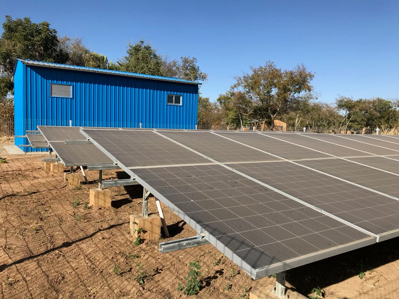 photo of How Solar Power Finds New Uses In Rural Africa — The Solar Hammer Mill image