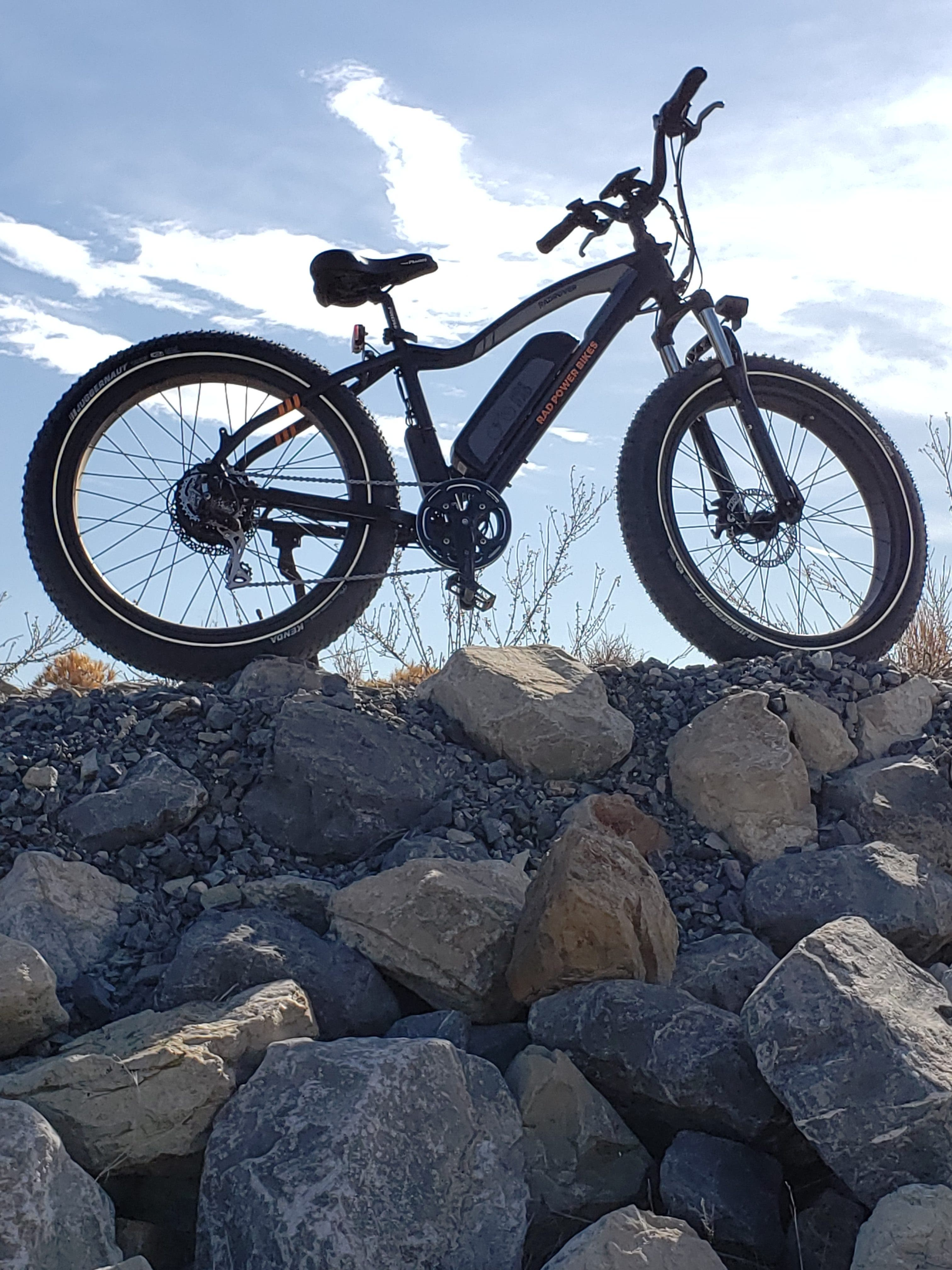 2019 RadRover electric bike