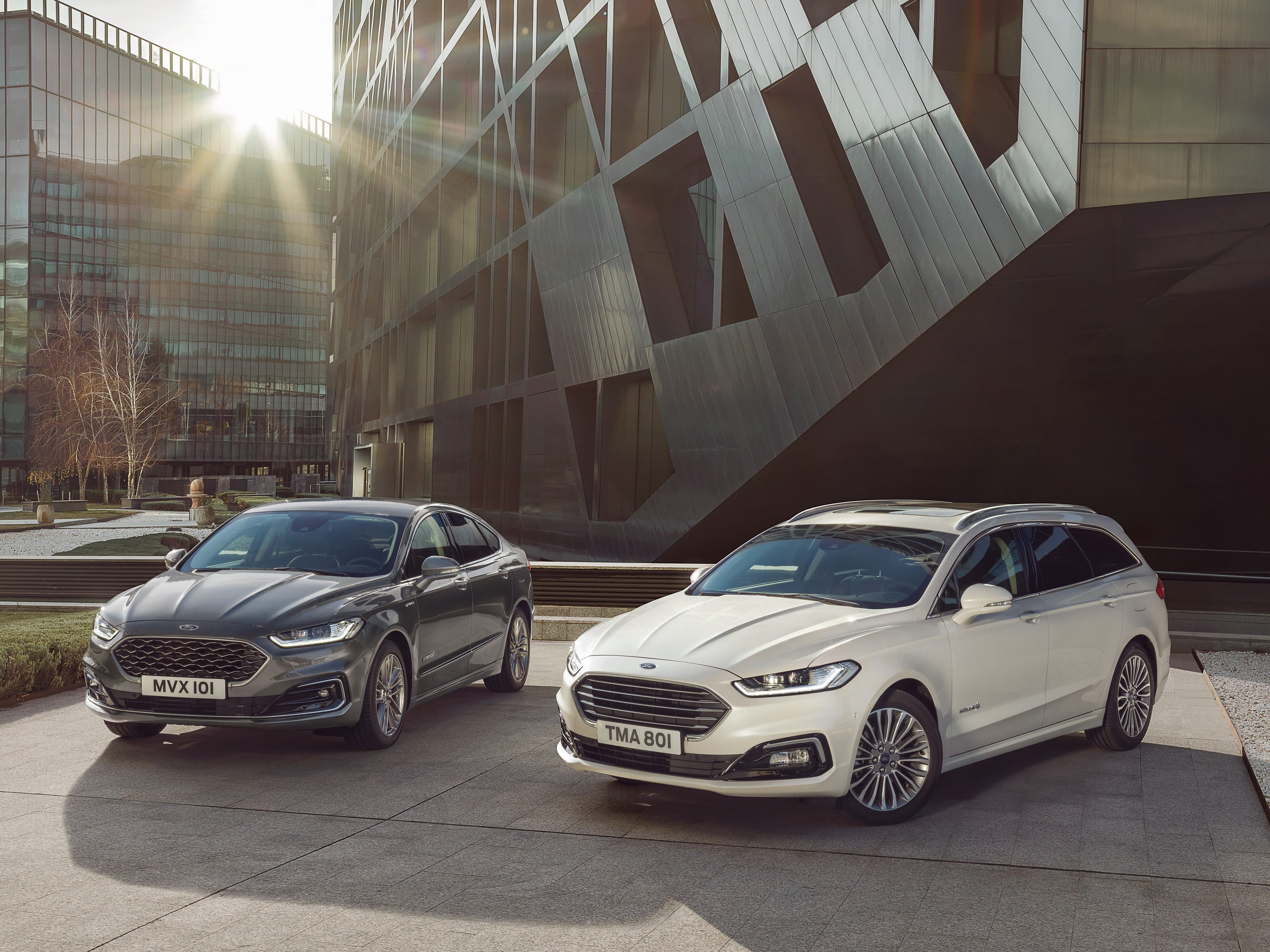 photo of Ford Doubles Down On Powertrain Hybridization At The Frankfurt Auto Show image