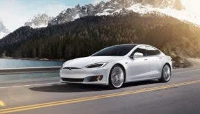 Tesla Model S Press Image