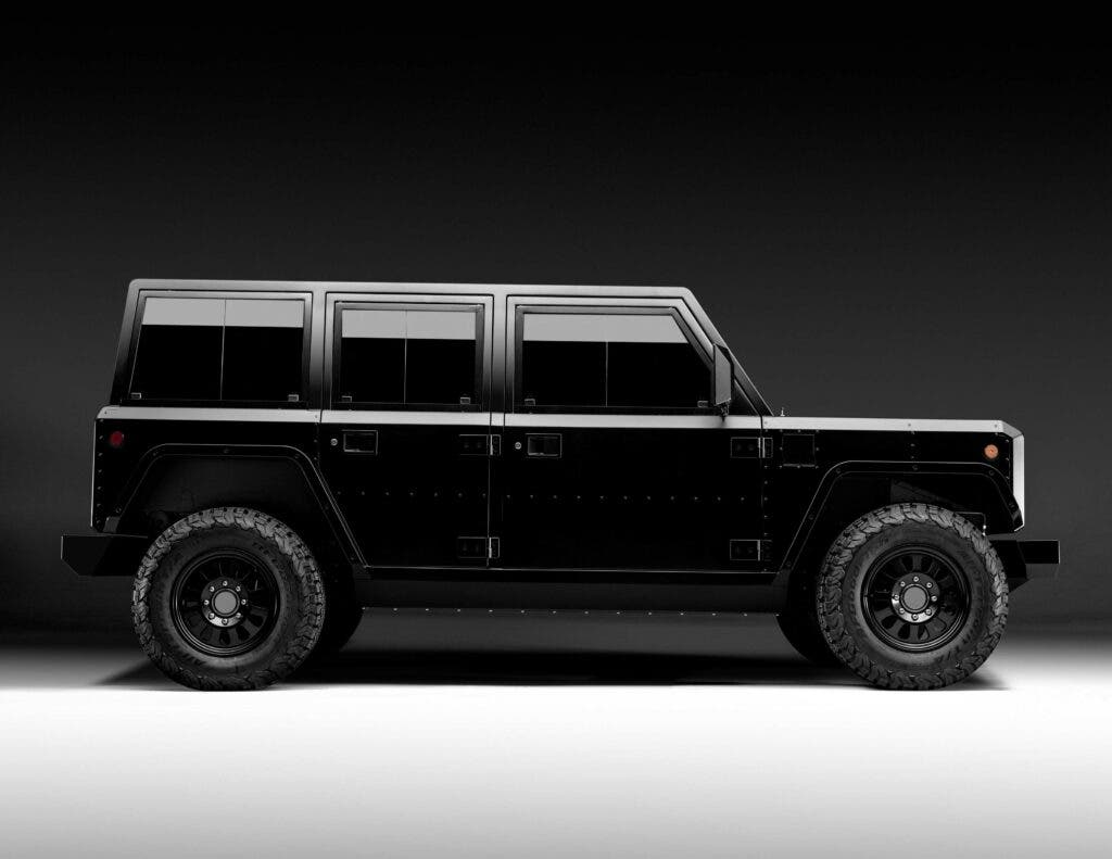 Bollinger Amps Up The B1 Electric Suv B2 Electric Pickup