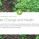 climate change and health mooc