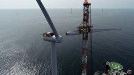 Hornsea One wind project
