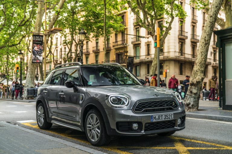MINI S E Countryman All4 PHEV