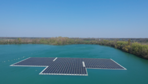 germany floating solar