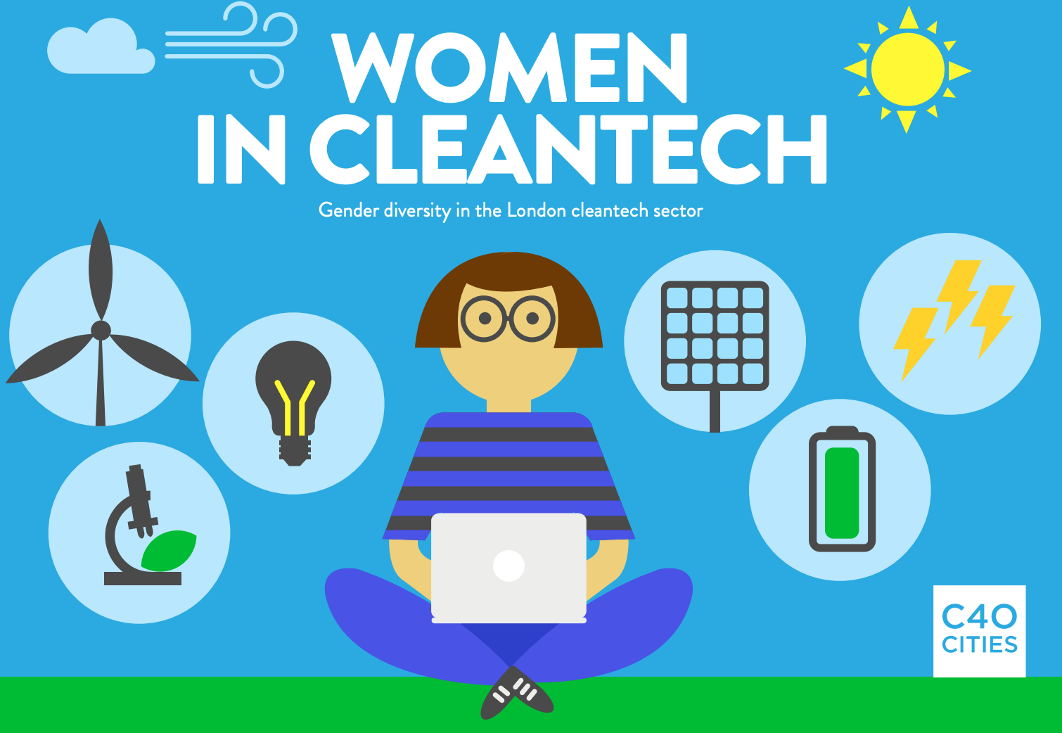 photo of Women's Leadership In Cleantech: A Case Study On London's Action Plan image