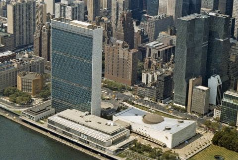UN conference on climate
