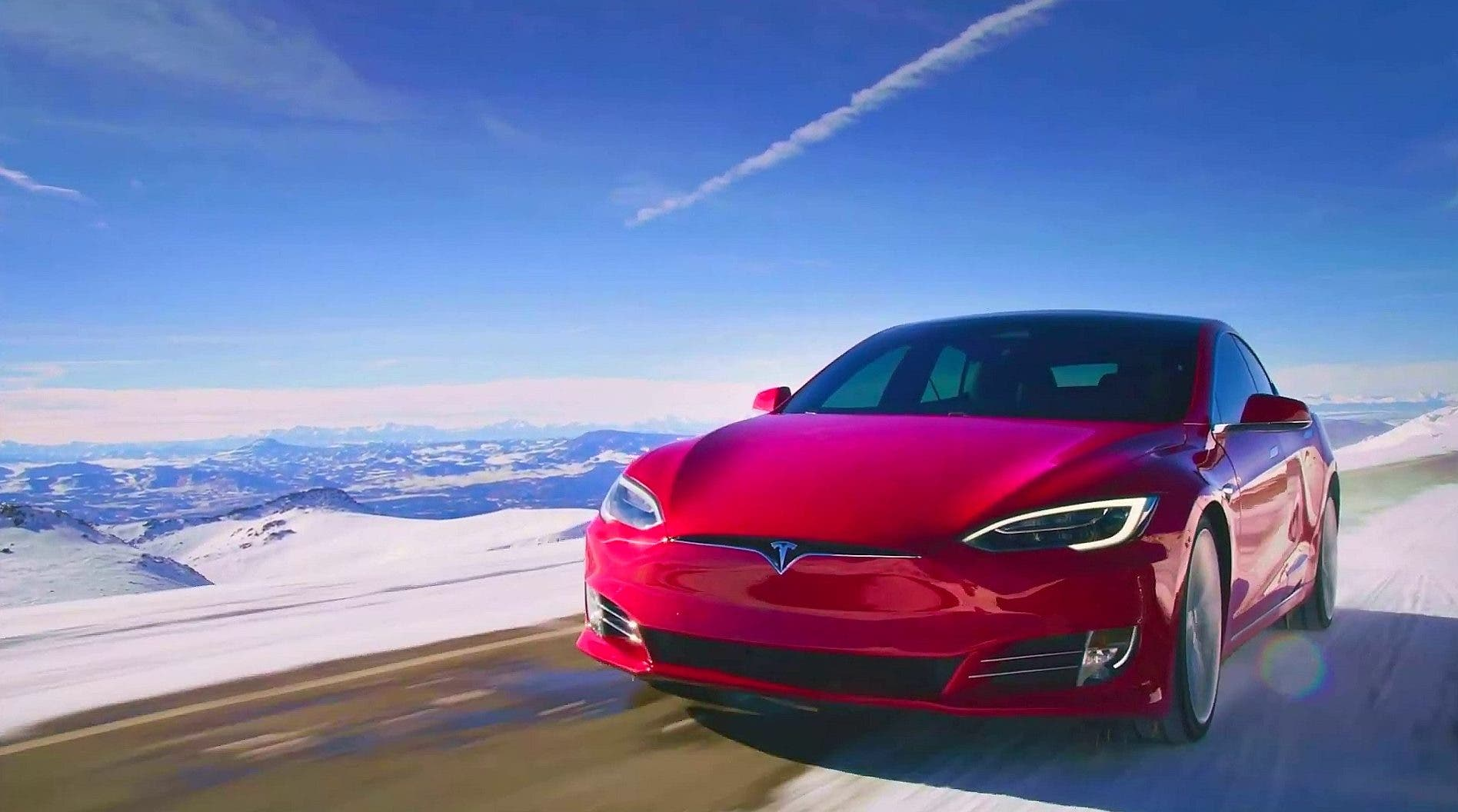 Tesla Model S Press Video