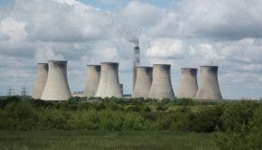 coal power station closes