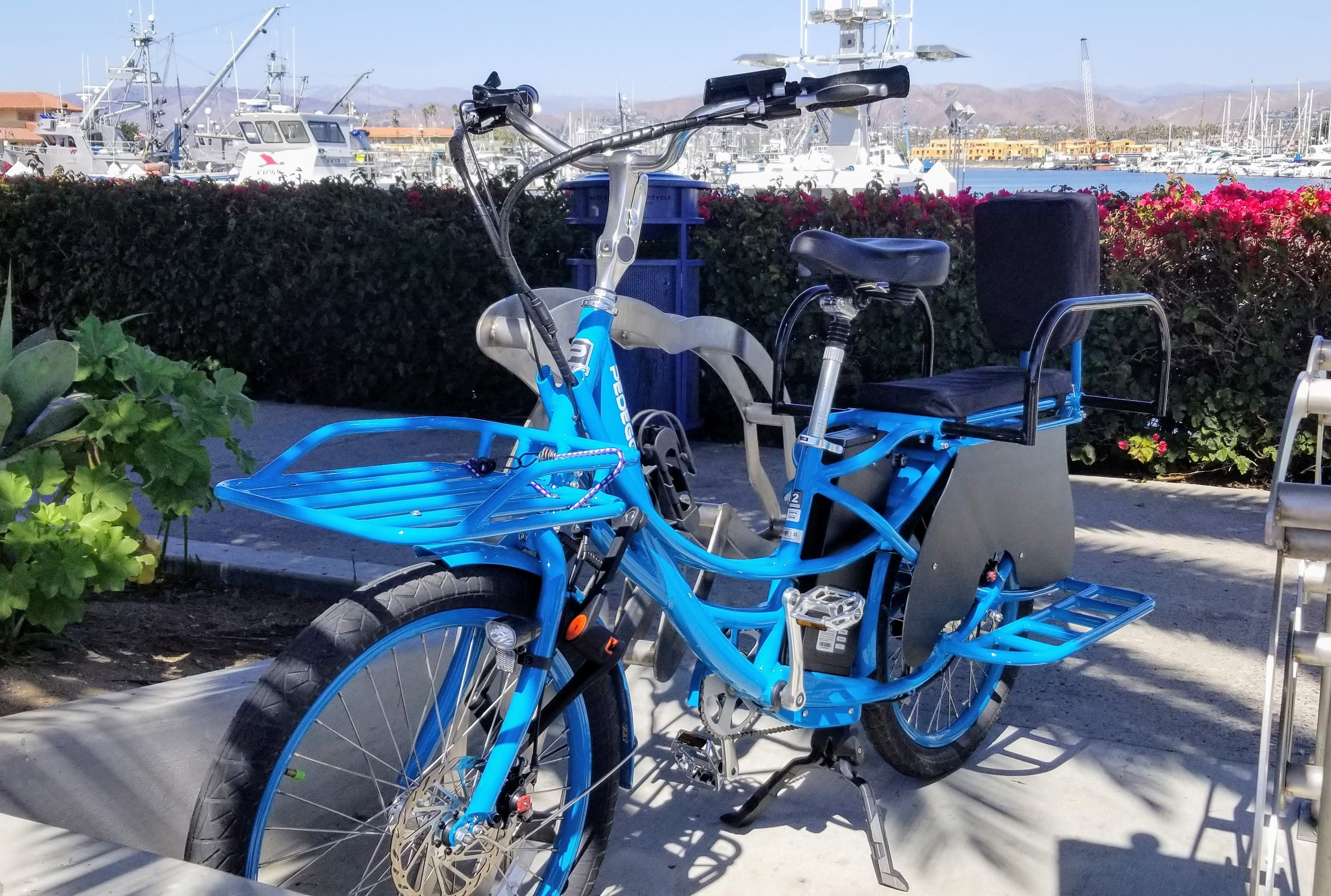 Pedego Stretch electric bike