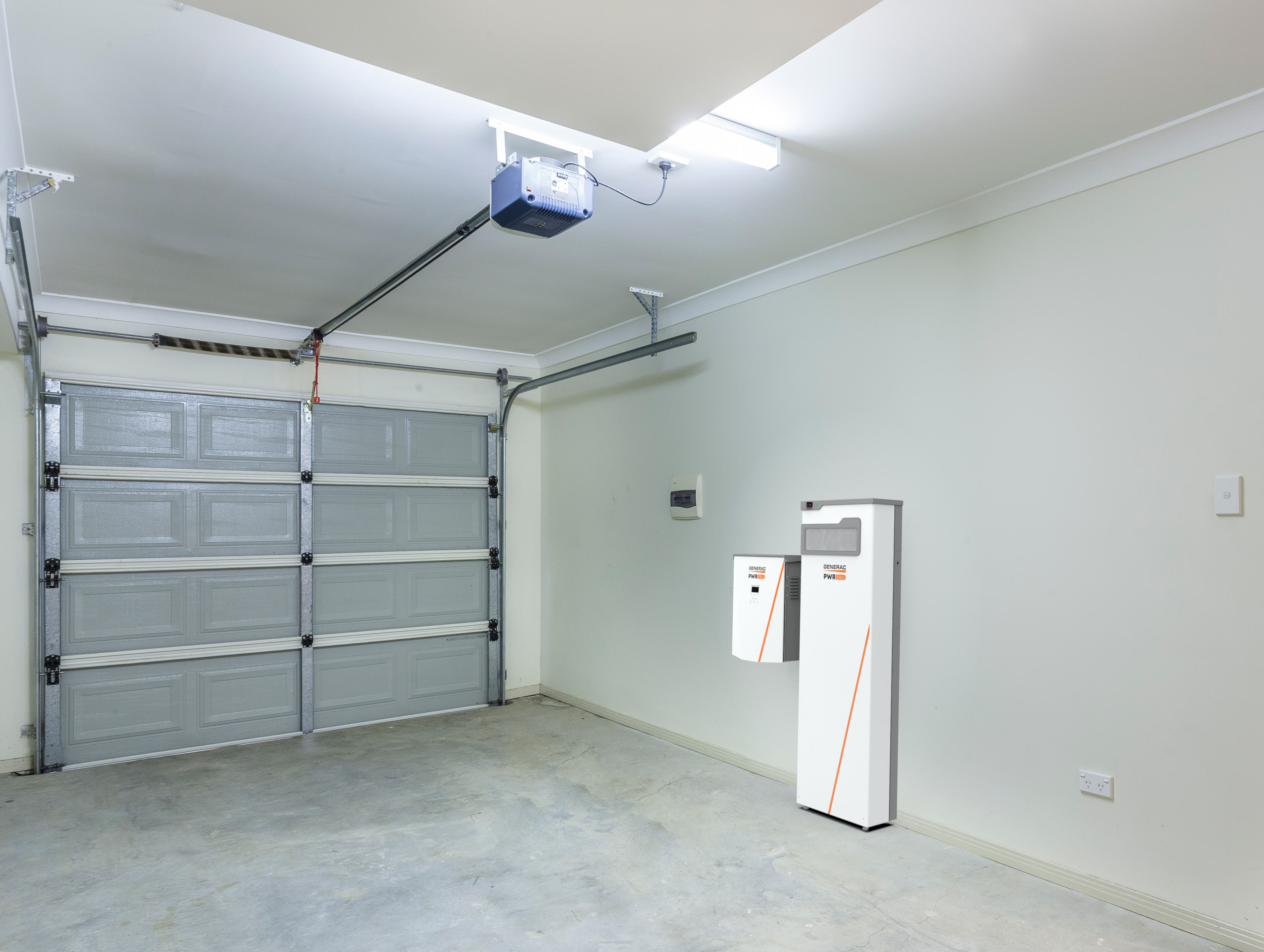 Generac PWRcell battery and inverter