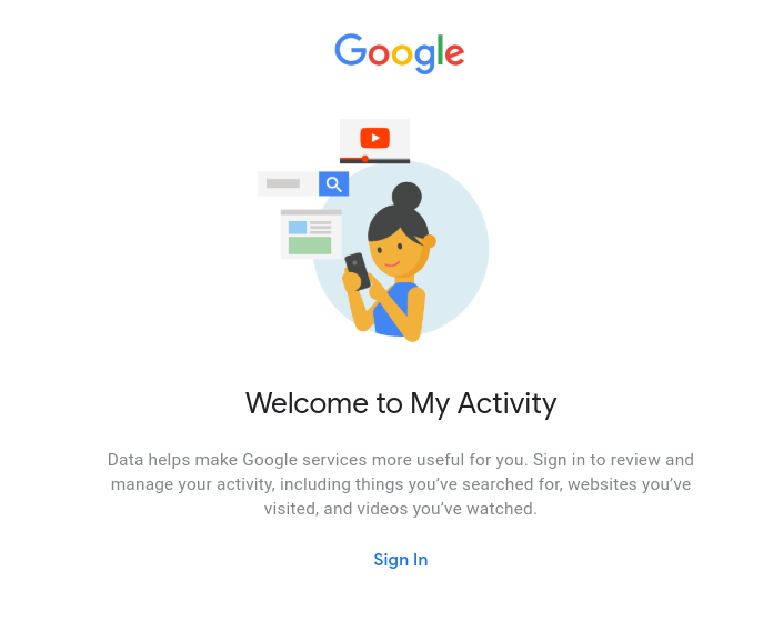 Google internet privacy tools