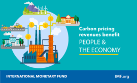IMF carbon fee