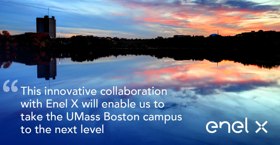 renewable energy UMass Boston