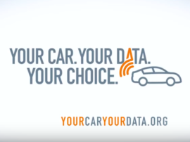 Your Car Your Data Your Choice