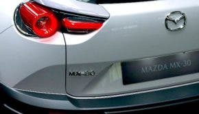 electric vehicle Mazda MX-30