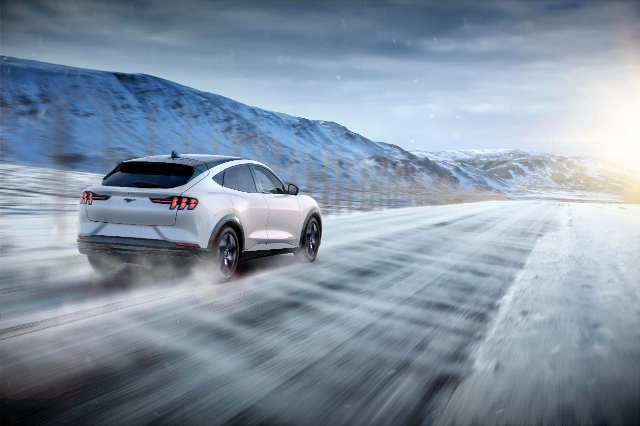 Ford electric Mustang Mach-E