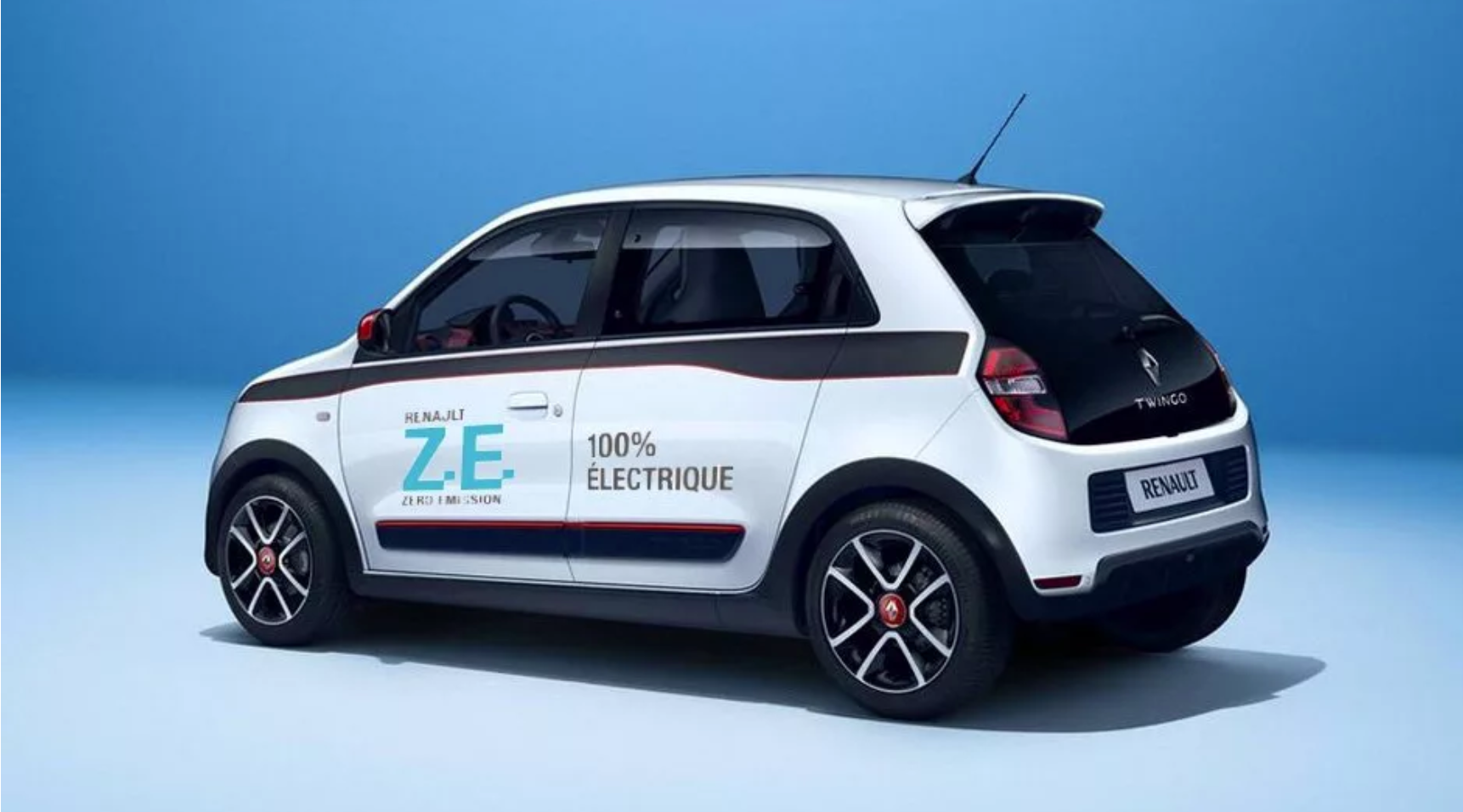 Renault Will Introduce The Twingo Z E This Year
