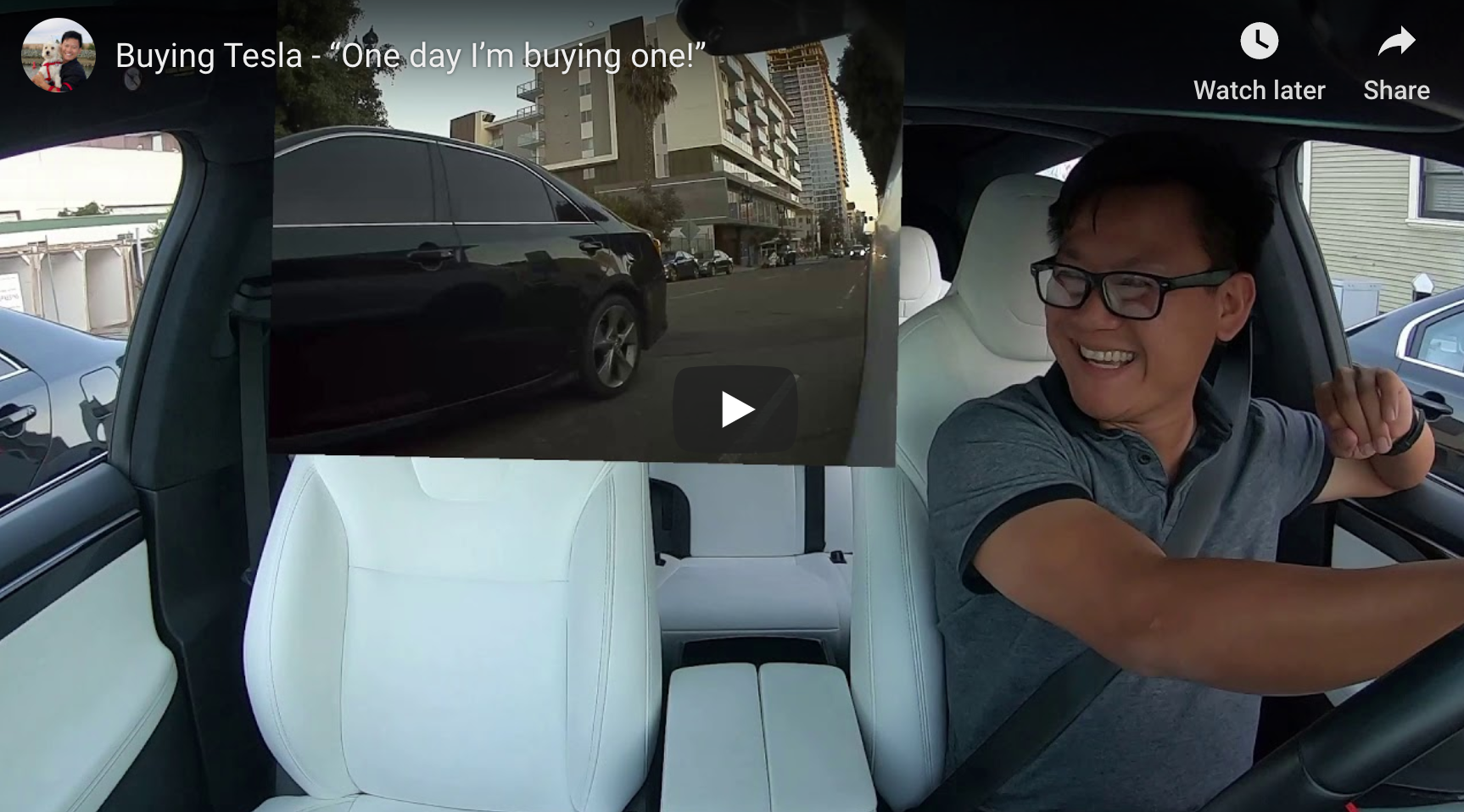 """One Day I'm Buying One."" —Toyota Camry Driver After Channeling Tesla Model 3's Torque (Video)"