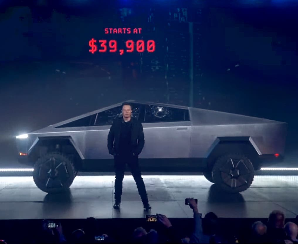 Chevy Spark Price >> Tesla Cybertruck Starts From $39,900! Better Value Than Ford F-150? | CleanTechnica