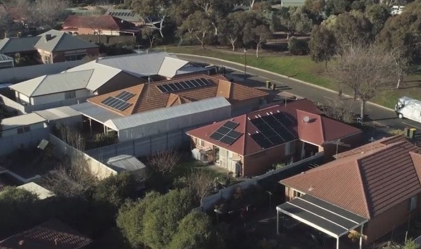 photo of Australian Grid Hits 50% Renewables For First Time image