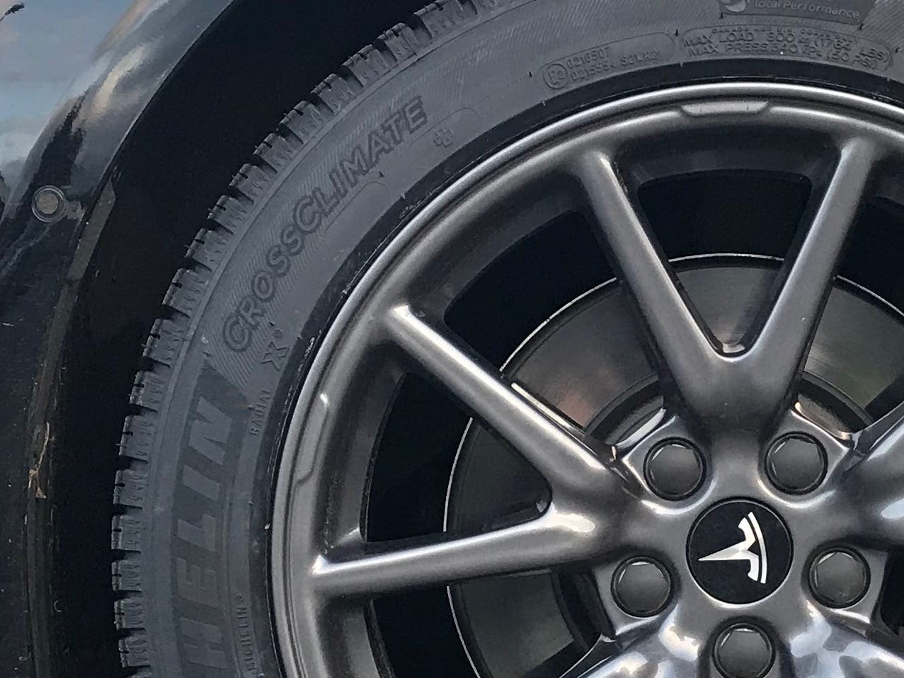 All-Season Tires For The Tesla Model 3 To Keep Things ...