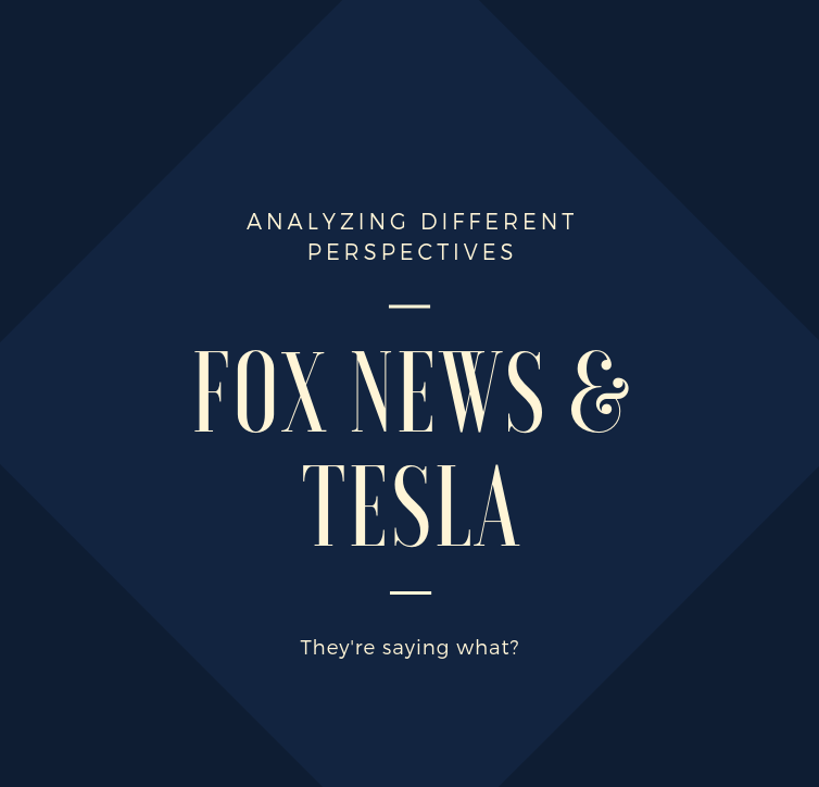 photo of How Fox News Talks About Tesla image