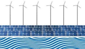 renewable energy water sustainable