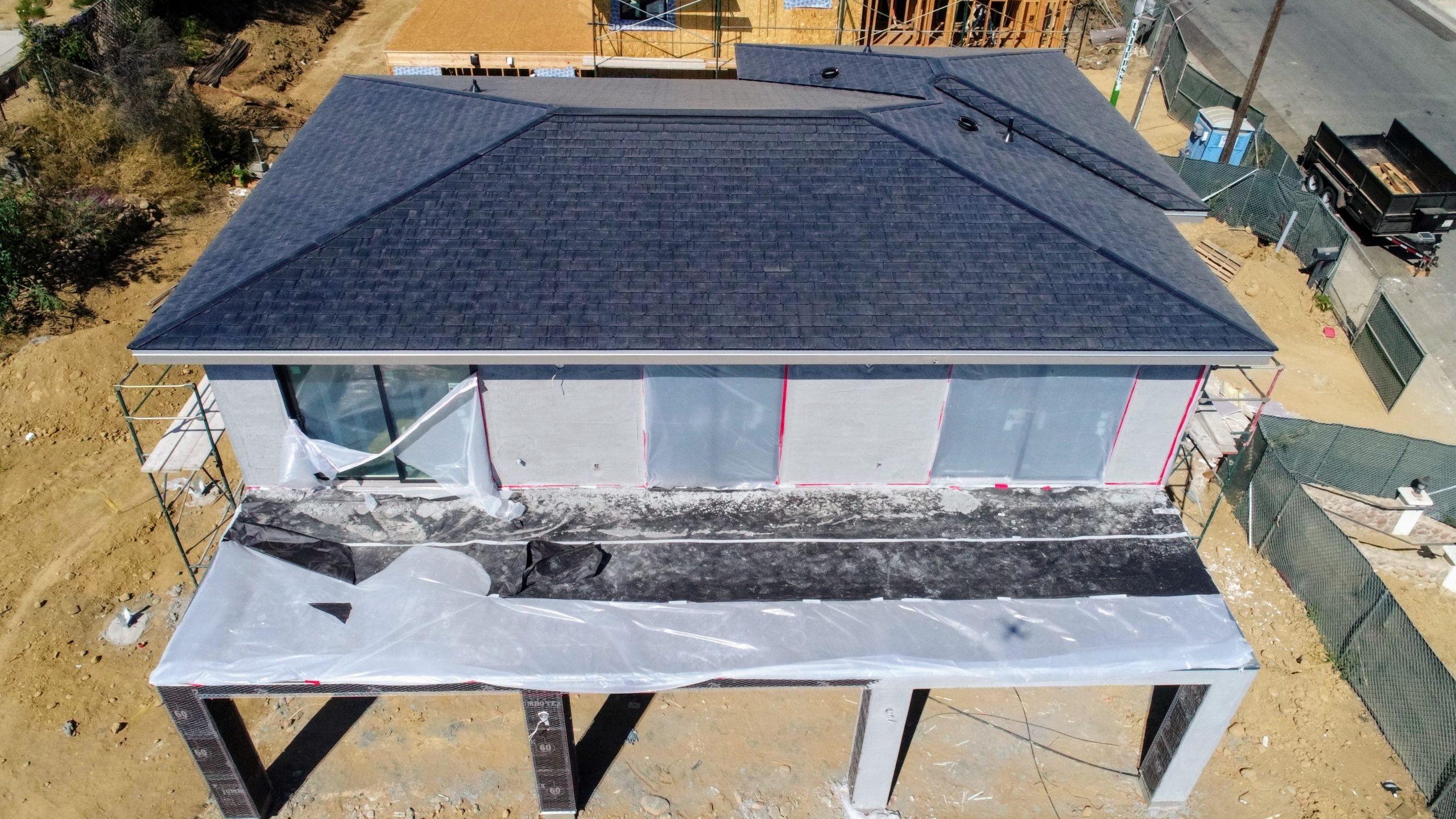 tesla solar roof comparison
