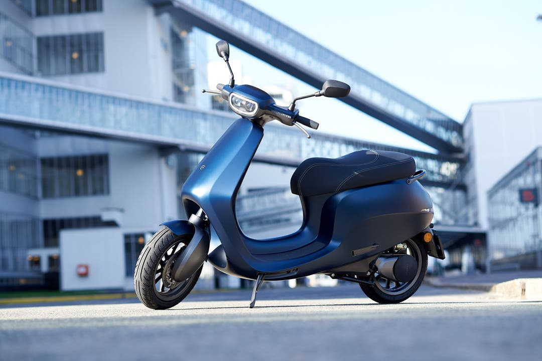 The AppScooter Is The Tesla of Scooters (CleanTechnica Exclusive)   CleanTechnica