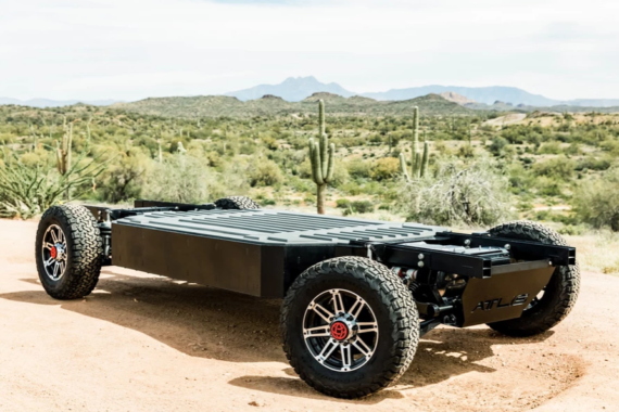 Atlis Shows Us How To Make A More Conventional Electric Truck
