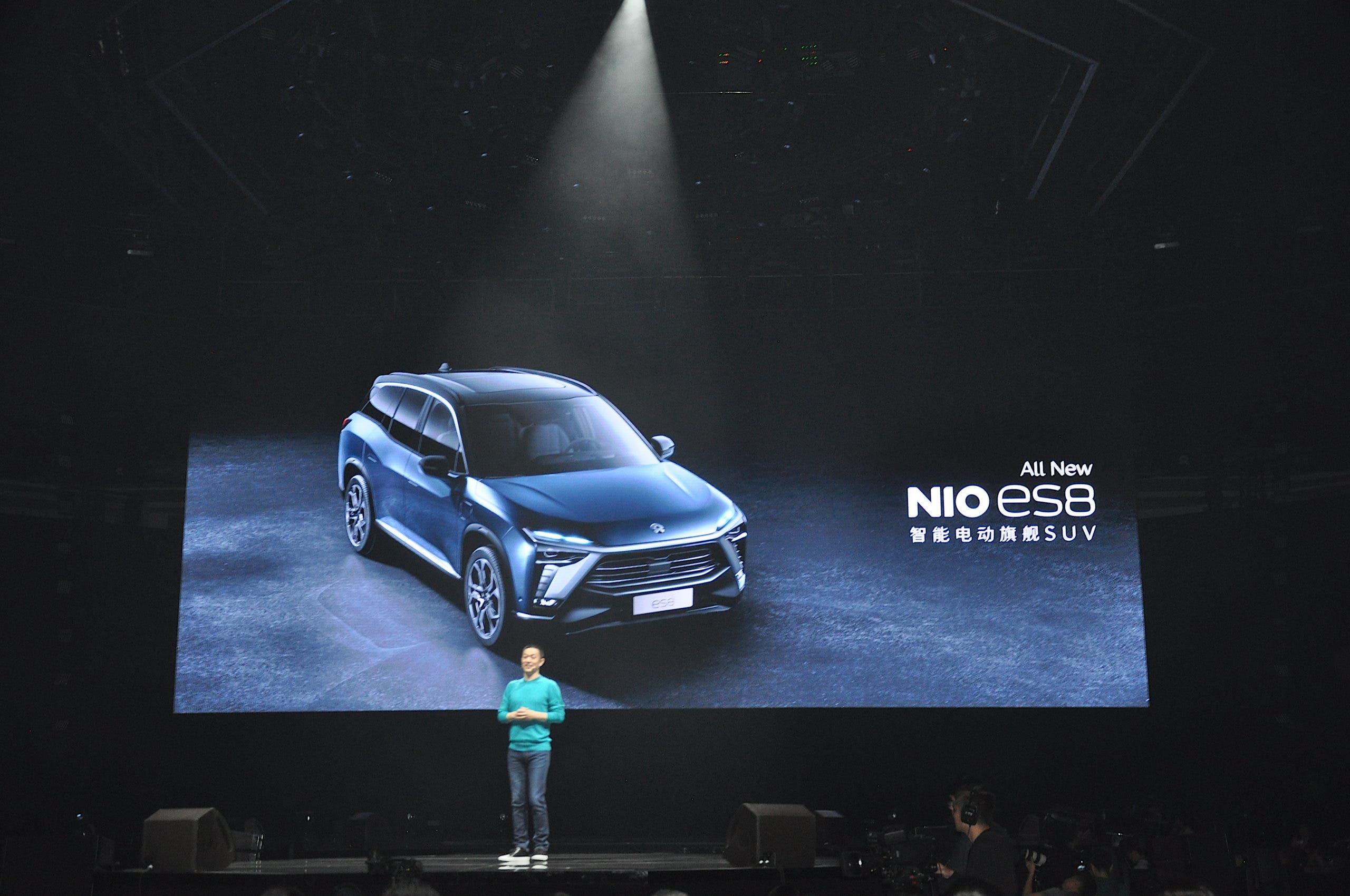 Nio Sets Sales Record In May But Is Still Far Behind Tesla