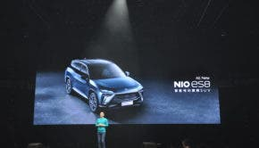 NIO Day ES8 Unveiling. Photo: Nicolas Zart CleanTechnica