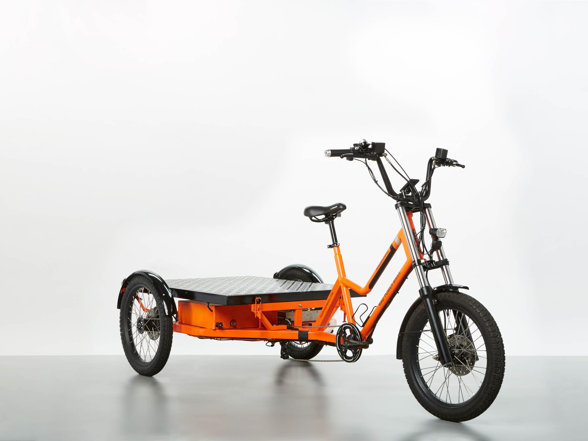 Rad Power Bikes RadBurro commercial e-bike