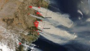 Wildfires in Australia